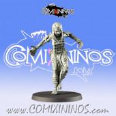 Necromantic / Undead - Underground Ghoul B - Games Miniatures
