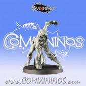 Necromantic / Undead - Underground Ghoul C - Games Miniatures