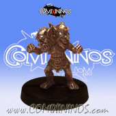 Goblins / Evil Pact - Renegade Goblin 12 with Two Heads - Uscarl Miniatures