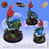 Goblins / Orcs - Goblin Fan nº 1 with Finger - Mano di Porco