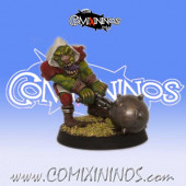 Goblins - Indiegogo Goblin Fanatic - Willy Miniatures