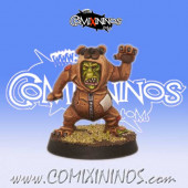 Goblins - Teddy Bear Holligan Goblin - Willy Miniatures