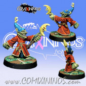 Goblins - Goblin Wizard - Willy Miniatures