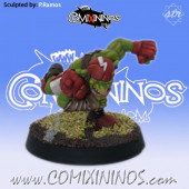 Goblins - Goblin nº 1 - Willy Miniatures