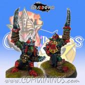 Goblins - Champion Goblin nº 3 - SP Miniaturas