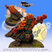 Goblins - Green Sonja Goblin nº 4 - SP Miniaturas