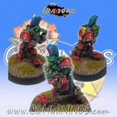 Goblins - Punky Goblin nº 7 - SP Miniaturas