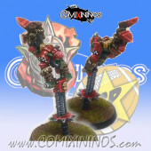 Goblins - Jumper Pogo Goblin - SP Miniaturas