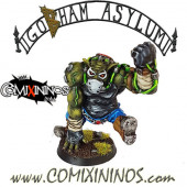Big Guy - Troll nº 1 Bane of  Gobham Asylum Team - Labmasu