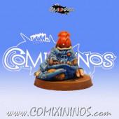 Goblins / Orcs - Garrapatin Squigy - Goblin Guild