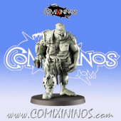 Necromantic - Underground Flesh Golem A - Games Miniatures