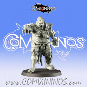 Necromantic - Underground Flesh Golem B - Games Miniatures
