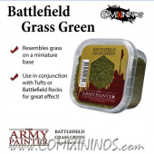 Grass Green Flock - The Army Painter