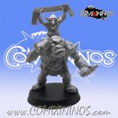 Orcs / Goblins - Green Fans - Mystery Studio