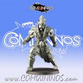 Egyptians - Blitz-Ra B Heavy Guardian Underground - Games Miniatures