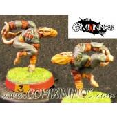 Ratmen - Gutter nº 1 Ratmario - Green Dog
