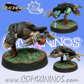 Ratmen - Gutter Runner nº 3 - Meiko Miniatures