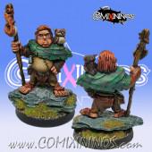 Halflings - Halfling Wizard or Apothecary - Goblin Guild