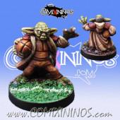 Halflings / Goblins - Master Yodha - Meiko Miniatures
