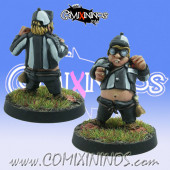 Halflings - Halfling Referee - Goblin Guild