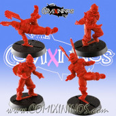 Kislev Circus - Set of 4 Slavic Blitzers - Hexy Store