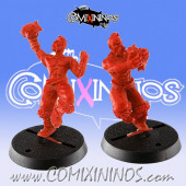 Kislev Circus - Set of 2 Slavic Catchers - Hexy Store