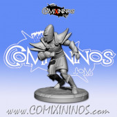 High Elves - Hightouch Lineman n º 5 - RN Estudio