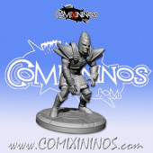High Elves - Hightouch Lineman n º 8 - RN Estudio