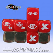 Hipnotic Gaze Skill Dice - Akaro