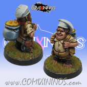 Halflings - Halfling Chef - Goblin Guild
