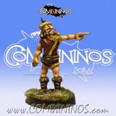 Evil Dwarves - Hobgoblin nº 2  - Uscarl Miniatures