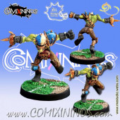 Evil Dwarves - Hobgoblin nº 2  - Meiko Miniatures