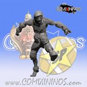 Evil Dwarves - Damned Hobgoblin nº 4 - SP Miniaturas