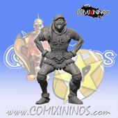 Evil Dwarves - Damned Hobgoblin nº 5 - SP Miniaturas