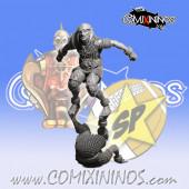 Evil Dwarves - Damned Hobgoblin nº 6 - SP Miniaturas