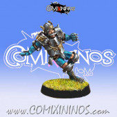 Humans - Human Blitzer nº 1 - Willy Miniatures