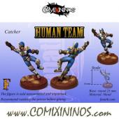 Humans - Human Catcher nº 1 - Fanath Art