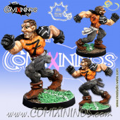 Humans - Ball-Breakers Human Catcher nº 2 - Meiko Miniatures