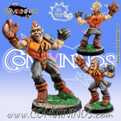 Humans - Ball-Breakers Human Catcher nº 3 - Meiko Miniatures