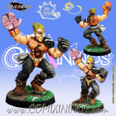 Humans - Ball-Breakers Human Catcher nº 1 - Meiko Miniatures
