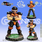 Humans - Human Lineman nº 4 - Meiko Miniatures