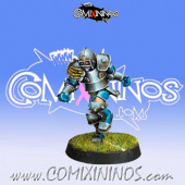 Humans - Human Lineman nº 4 - Willy Miniatures