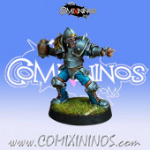Humans - Human Thrower nº 1 - Willy Miniatures