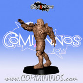 Humans - 3D Printed Lineman nº 4 / 9 - RN Estudio