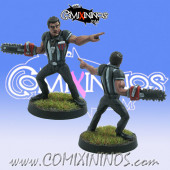 Humans - Ash Williams Human Referee - Goblin Guild