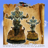 Elves - Elf Sorcerer Wizard - SP Miniaturas