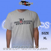 T-Shirt - Inglorious Stunties - Size XL