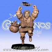Amazons - Irma Female Ogre Star Player - RN Estudio
