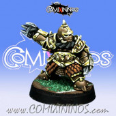 Evil Dwarves - Evil Dwarf Blocker nº 5  - Willy Miniatures