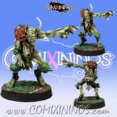 Evil - Putrid Demon Beastman - Meiko Miniatures